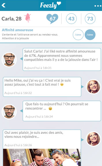 application de rencontre gratuit iphone Levallois-Perret